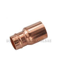 Solder Ring Fitting Reducer 22mm x 15mm (Pack of 5)