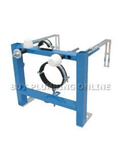 Thomas Dudley Illusion Compact Universal Wall Hung Pan Frame 323082