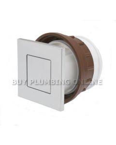 Thomas Dudley Vantage Piazza Single Flush Button 73.5mm 325277