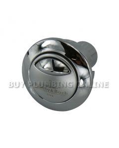Villeroy & Boch Dual Flushing Push Button Chrome 92240261