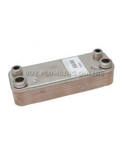 Warmflow Plate Heat Exchanger 599