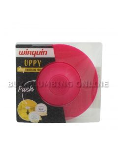 Wirquin UPPY Pink 2 in 1 Universal Plug