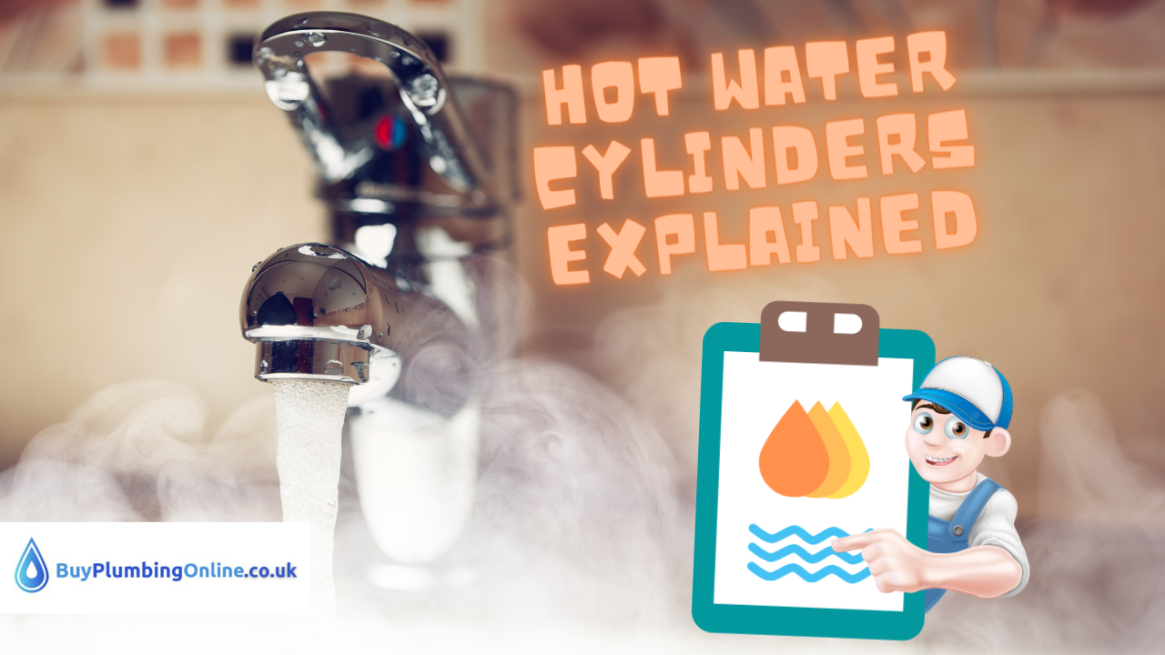 Hot Water Cylinders Explained: the differences between vented vs unvented and direct vs indirect