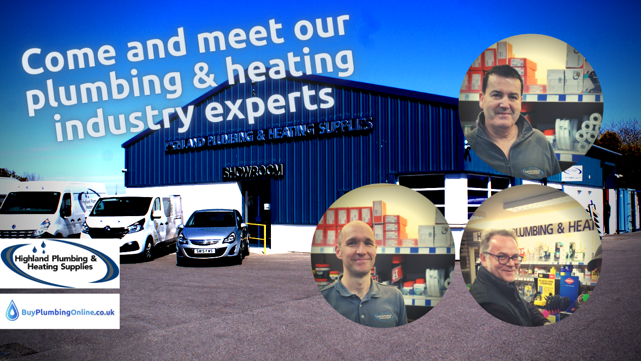 Meet Our Plumbing & Heating Experts
