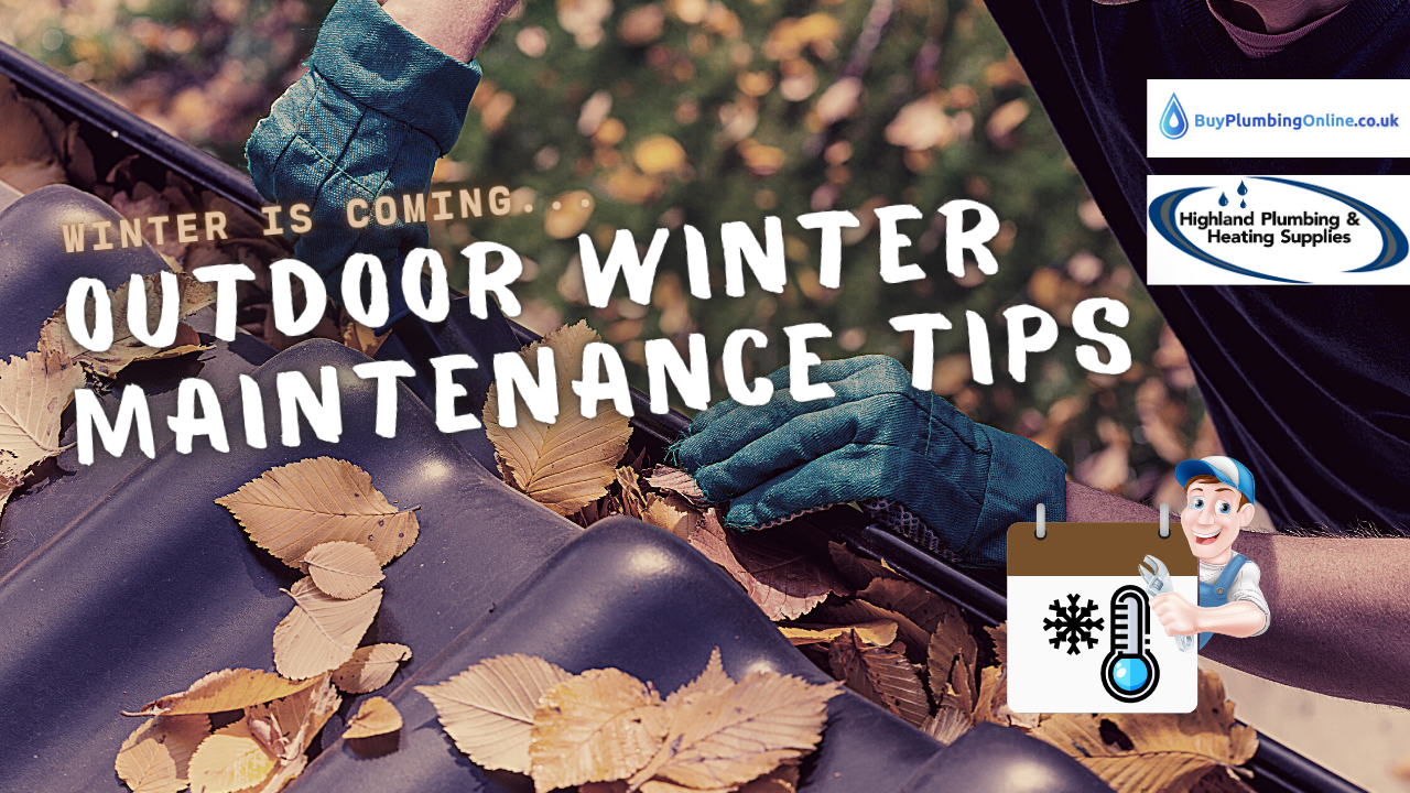 Winter is coming: Maintenance tips to prepare the outside of your home for winter