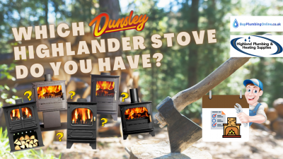 How to determine your model of Dunsley Highlander Stove