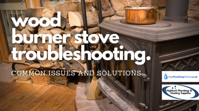 Wood Burner Stove Troubleshooting Common Problems & Solutions