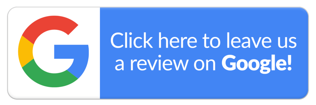 click here button displaying the google G logo to leave a Google business review